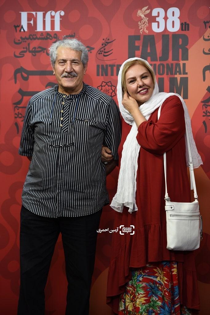 شاهرخ فروتنیان - افسانه چهره آزاد - سی و هشتمین جشنواره جهانی فجر – چارسو