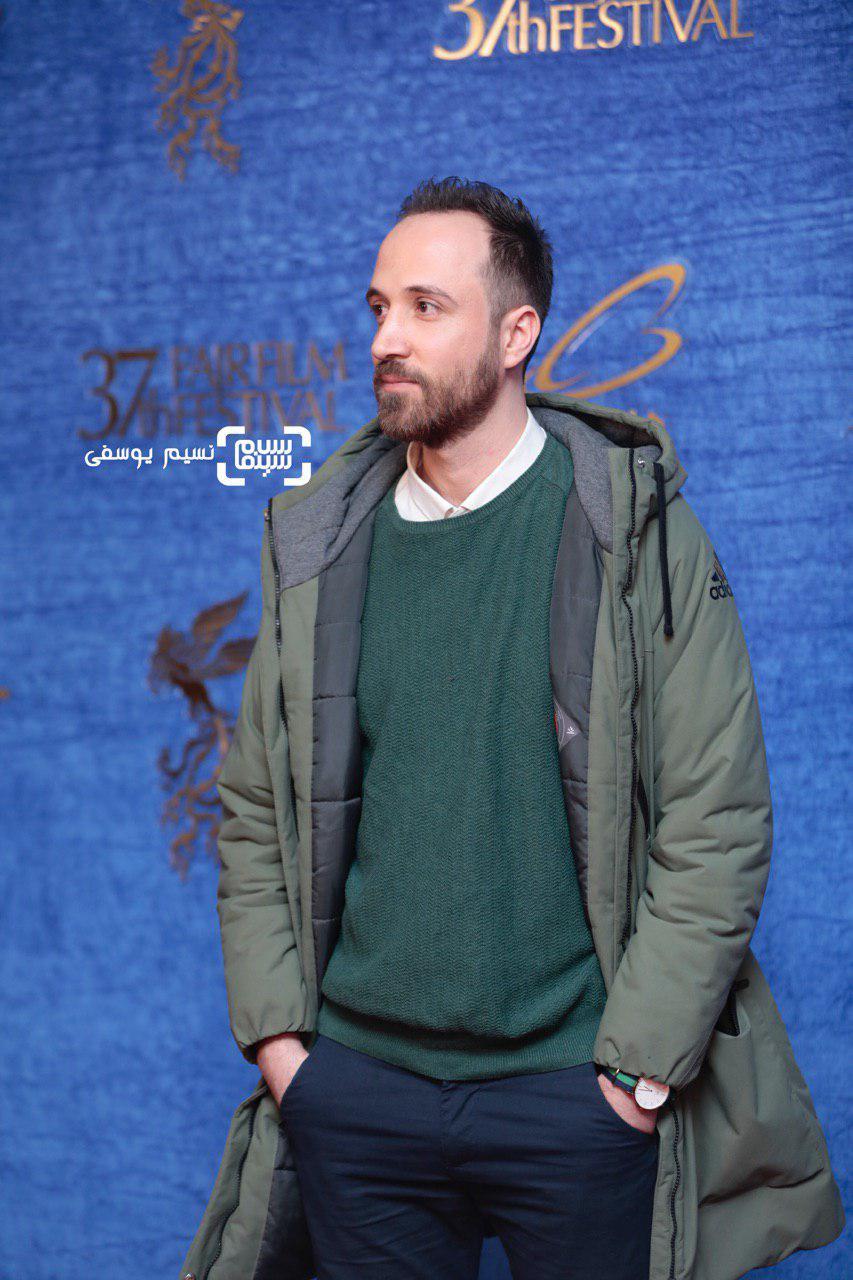 احمد قزوینی گزارش تصویری اکران و نشست «جان دار»/جشنواره فجر 37