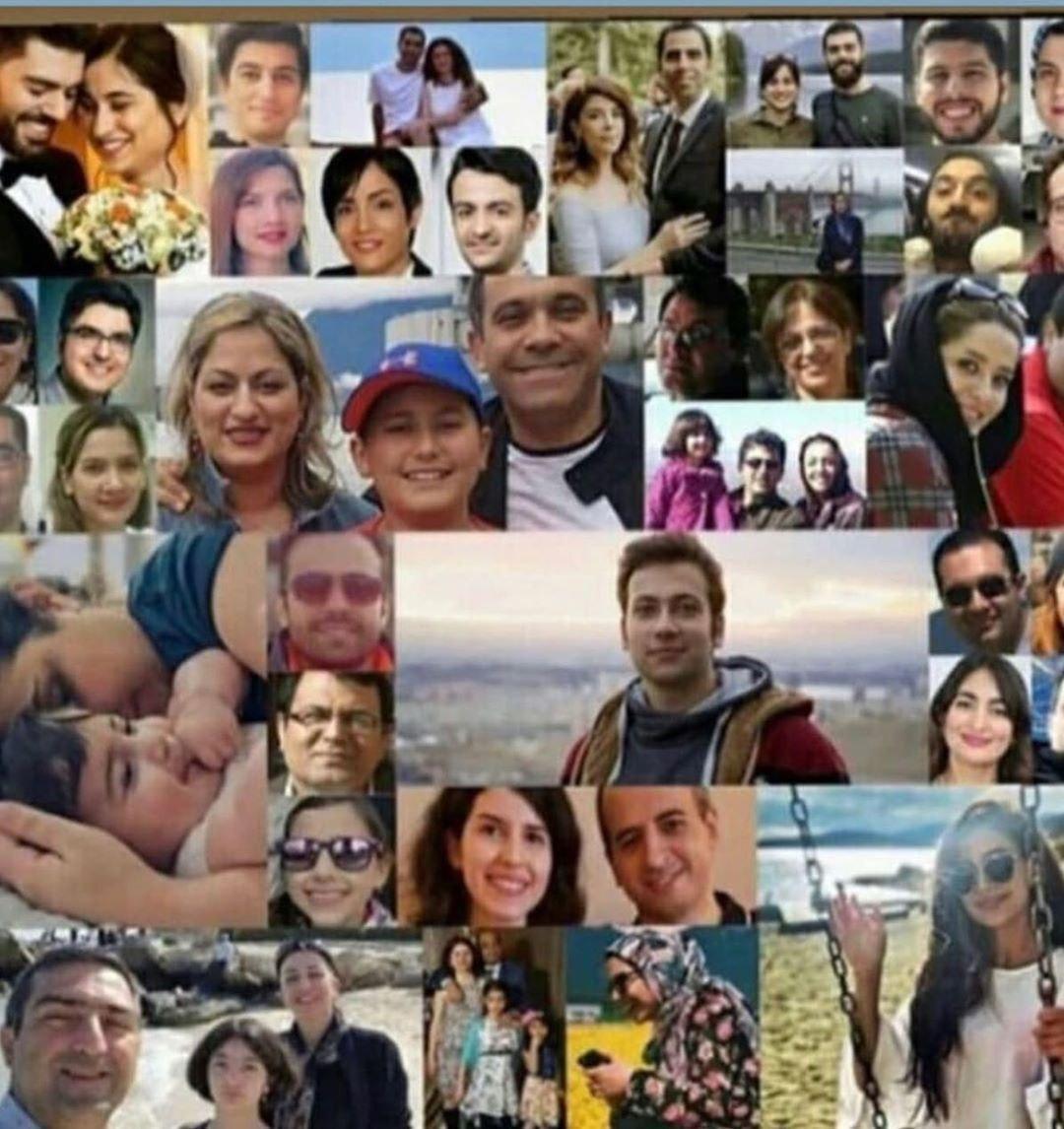 واکنش پریناز ایزدیار به سقوط هواپیما اکراینی
