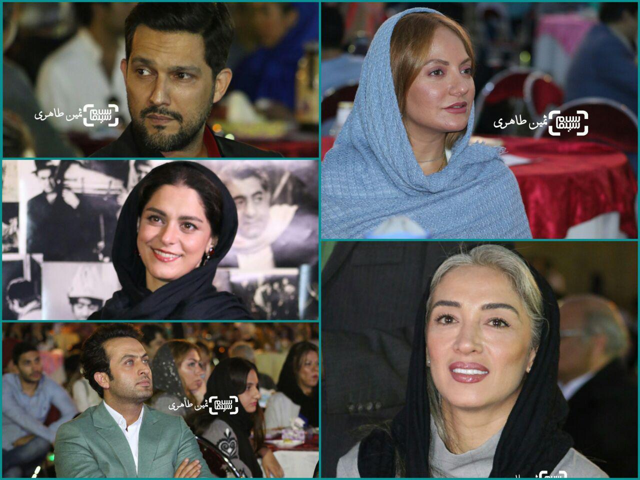 سومین جشن عکاسان سینمای ایران/ گزارش تصویری