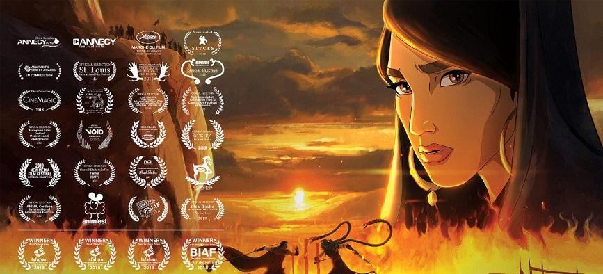 انیمیشن «آخرین داستان» آذرماه به سینماها میآید