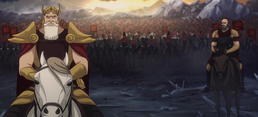 حضور انیمیشن سینمایی «آخرین داستان» در رقابت اسکار 2020