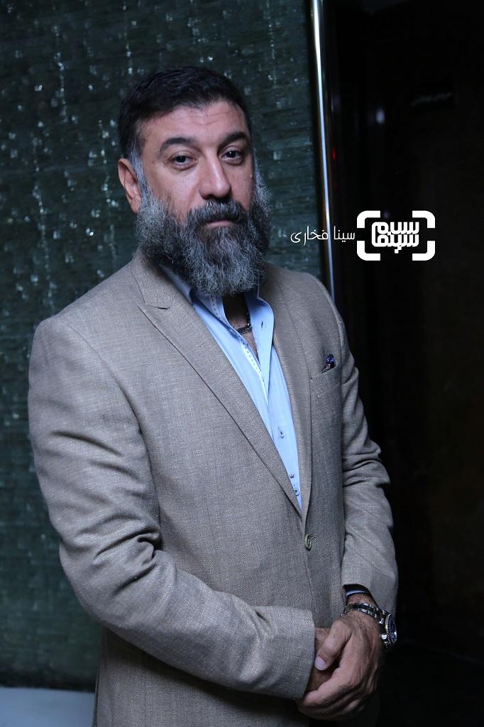 علی انصاریان / اکران خصوصی فیلم «کلوپ همسران»/ گزارش تصویری