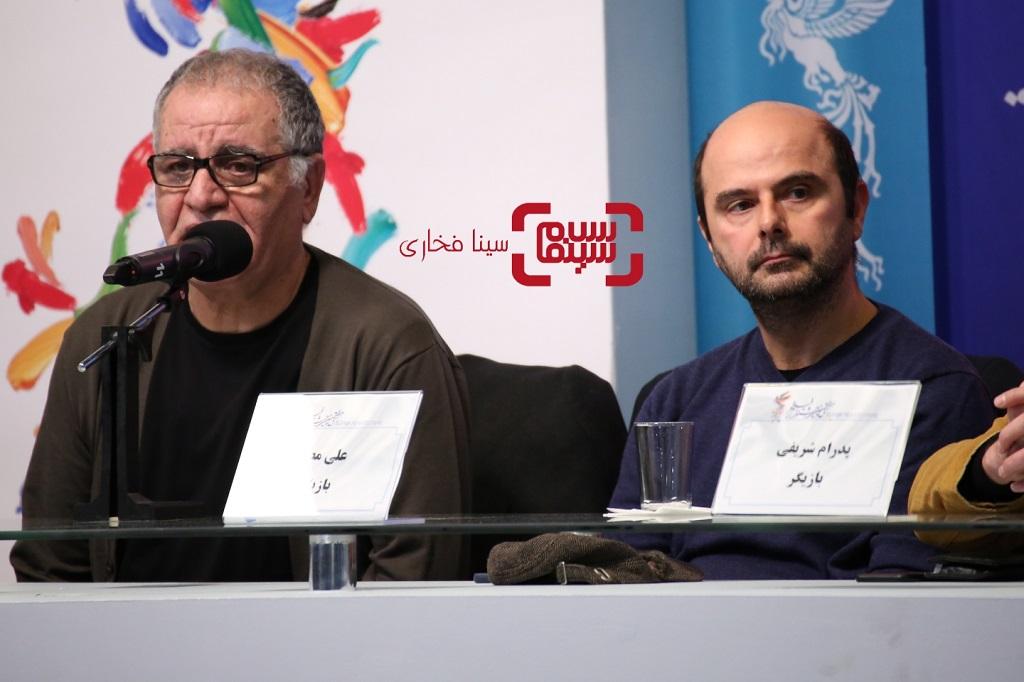 اکران و نشست فیلم «سال دوم دانشکده من»/ جشنواره فیلم فجر 37