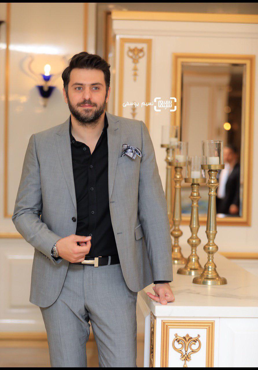 علی ضیا / اکران خصوصی فیلم «مسخره باز»/ گزارش تصویری