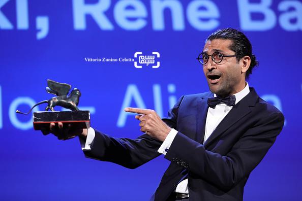 علیرضا خاتمی برنده جایزه بهترین فیلمنامه بخش افق ها