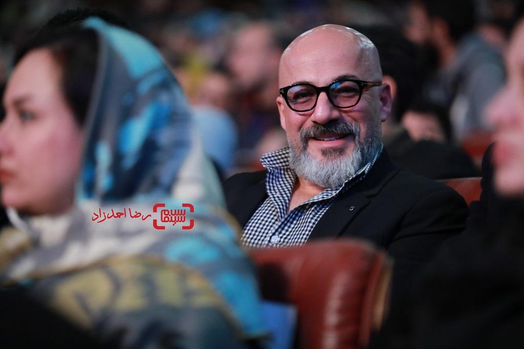 امیر آقایی - اختتامیه جشنواره فیلم فجر 38 - گزارش تصویری(بخش دوم)
