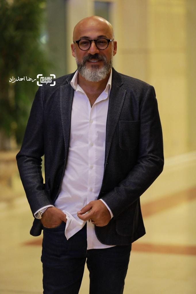 امیر آقایی/  جشن خانه سینما/ گزارش تصویری 1