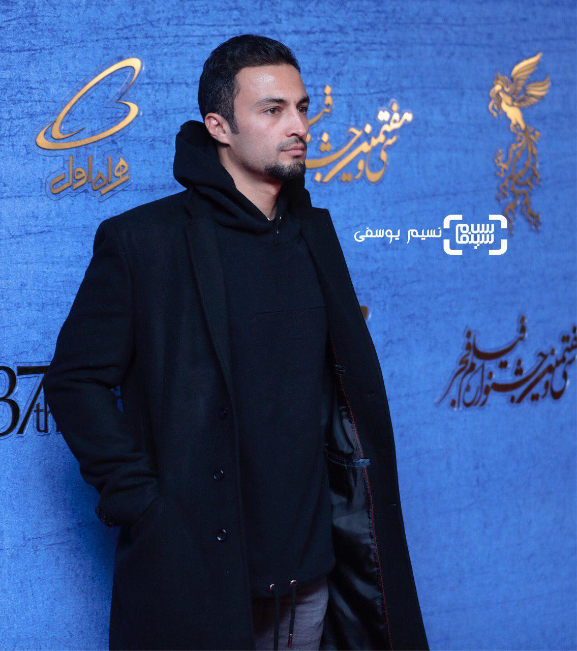 امیر جدیدی گزارش تصویری اکران و نشست فیلم «غلامرضا تختی»/جشنواره فجر 37