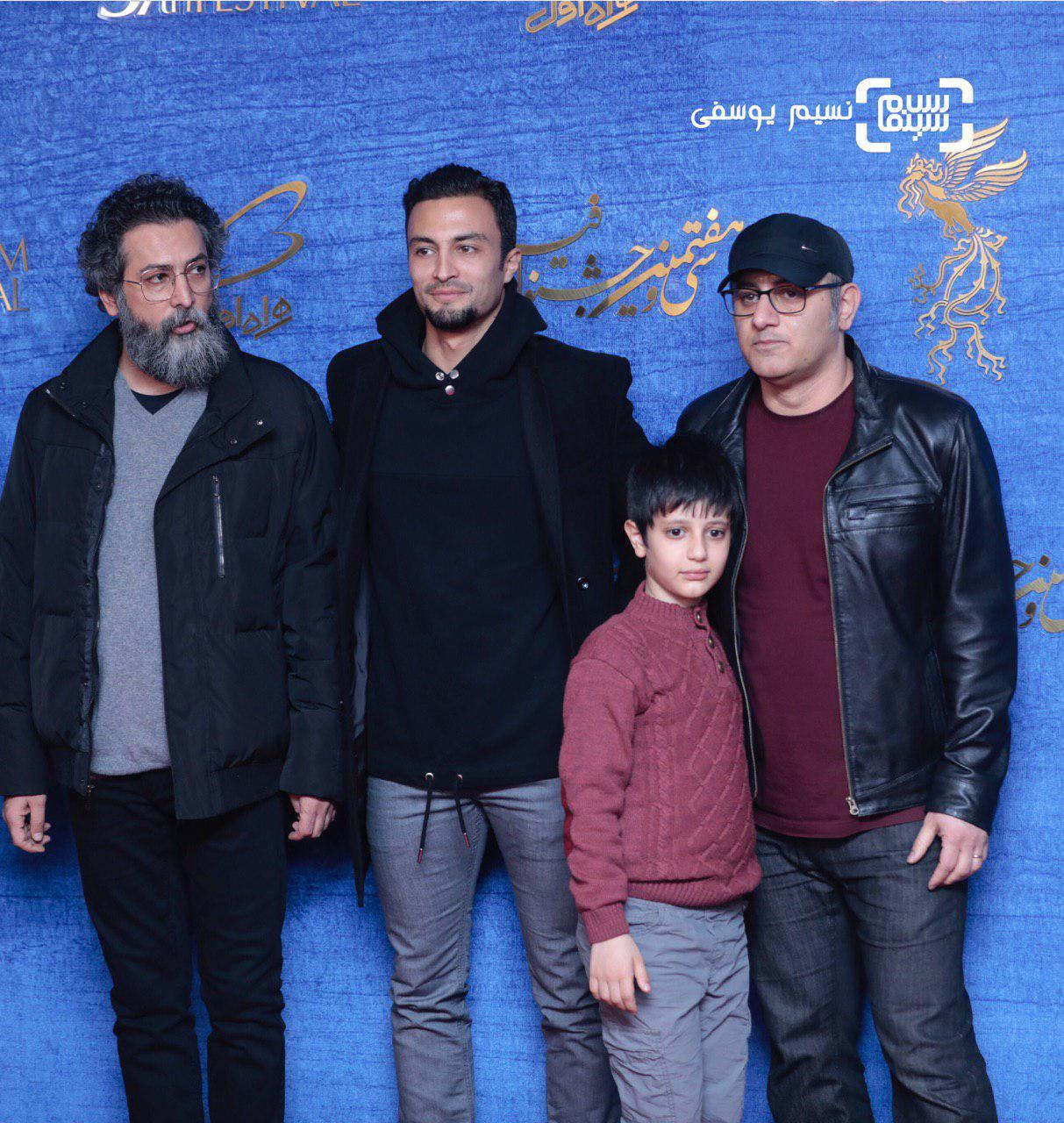 گزارش تصویری اکران و نشست فیلم «غلامرضا تختی»/جشنواره فجر 37