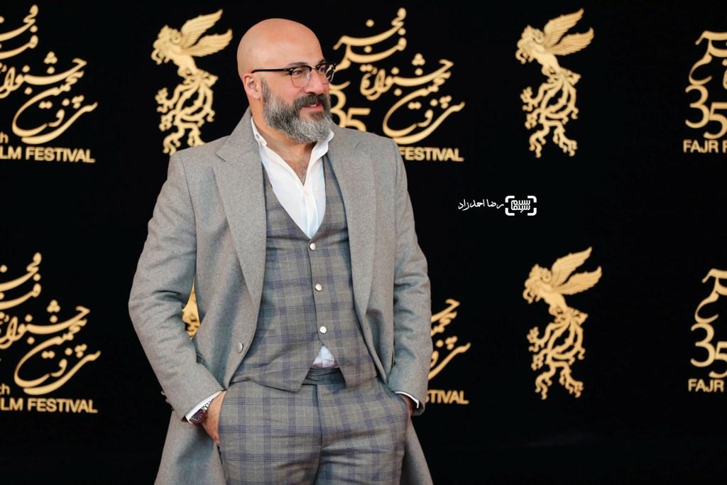 گزارش تصویری اکران و نشست فیلم «بدون تاریخ بدون امضا» در جشنواره فجر 35