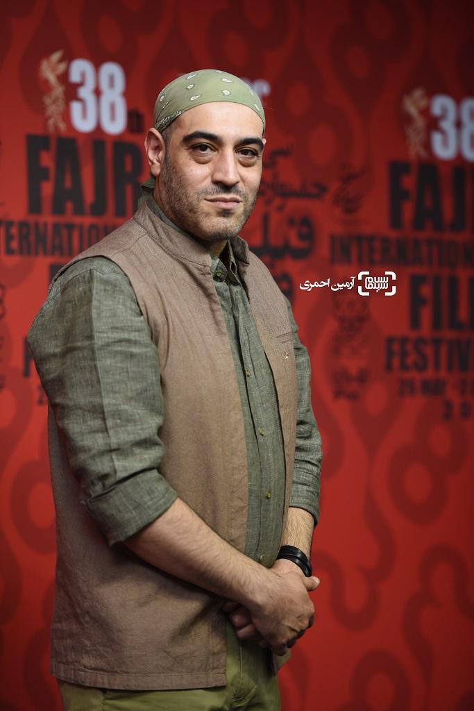 امیریل ارجمند - سی و هشتمین جشنواره جهانی فیلم فجر - چارسو