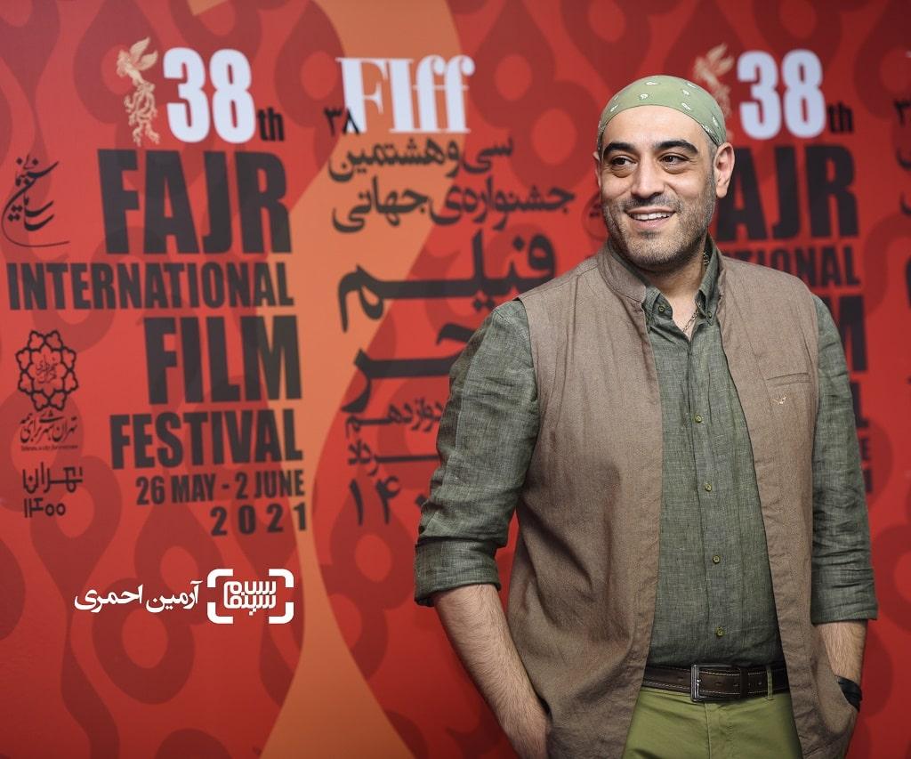 امیریل ارجمند در سی و هشتمین جشنواره جهانی فیلم فجر در چارسو