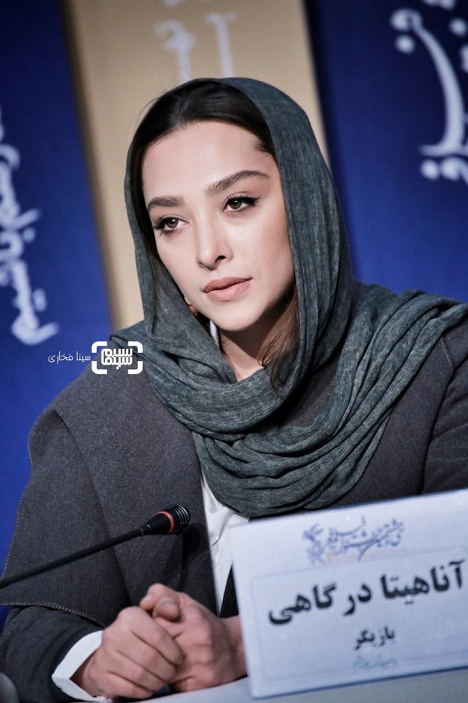 آناهیتا درگاهی - ده عکس برتر جشنواره فیلم فجر از قاب سینا فخاری