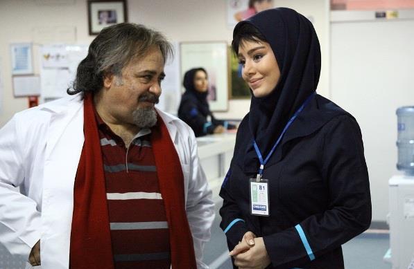 . محمدرضا شريفي نيا.سحر قريشي . قربان محمد پور. فیلم آنچه مردان درباره زنان نمی دانند