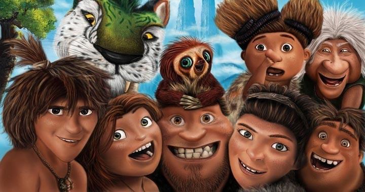 ١١ انیمیشن ٢٠٢٠ که بی صبرانه منتظرشان هستیم - غارنشینان ٢