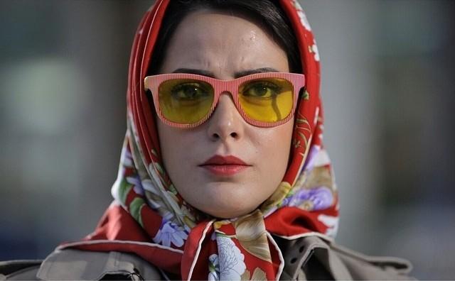 arayeshghaliz.hard makeup movie.فیلم آرایش غلیظ. حمید نعمت الله. طناز طباطبایی.
