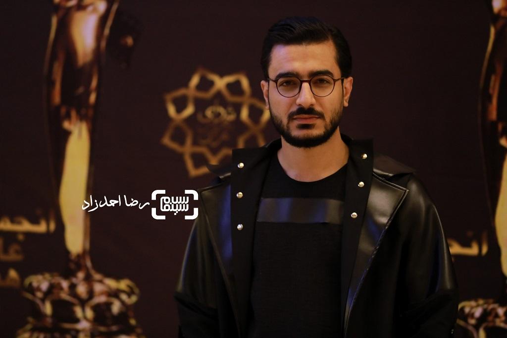 آرمین رحیمیان/ بیست و یکمین جشن خانه سینما/ گزارش تصویری 2