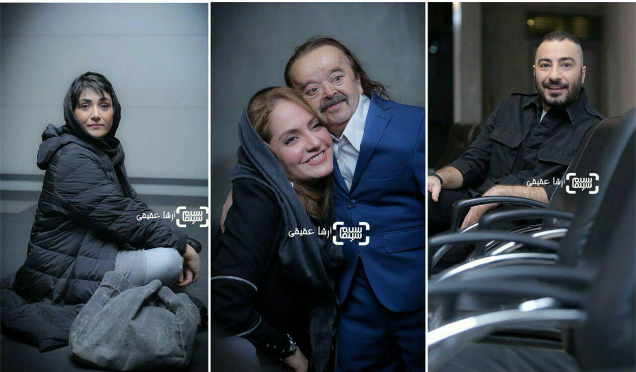 15 عکس برتر جشنواره فیلم فجر از قاب آرشا عقیقی