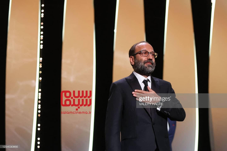 دومین جایزه کن برای اصغر فرهادی با فیلم «قهرمان»