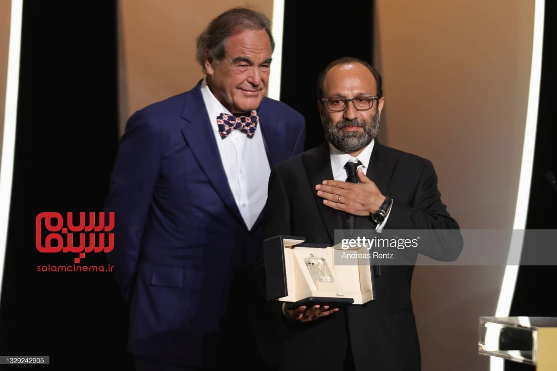جایزه بزرگ هیئت داوران - اصغر فرهادی - قهرمان