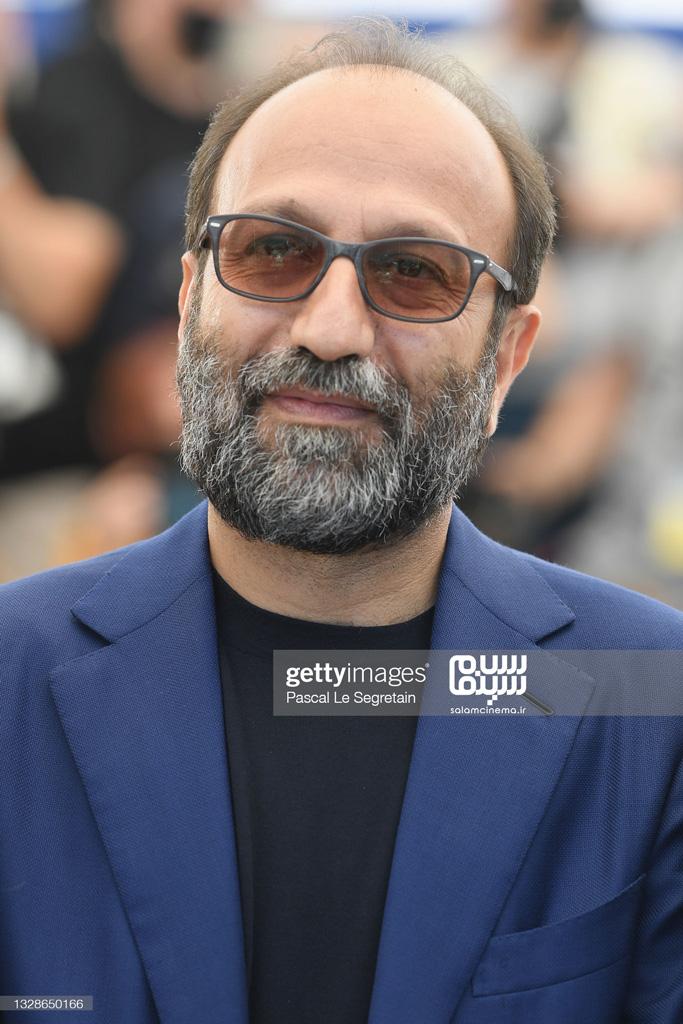 اصغر فرهادی - فتوکال  سینمایی قهرمان - کن 2021