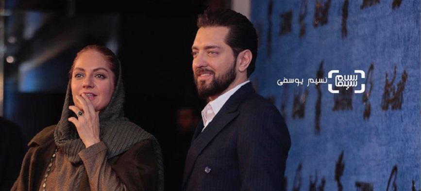 گزارش تصویری اکران و نشست «آشفته گی»/جشنواره فجر 37