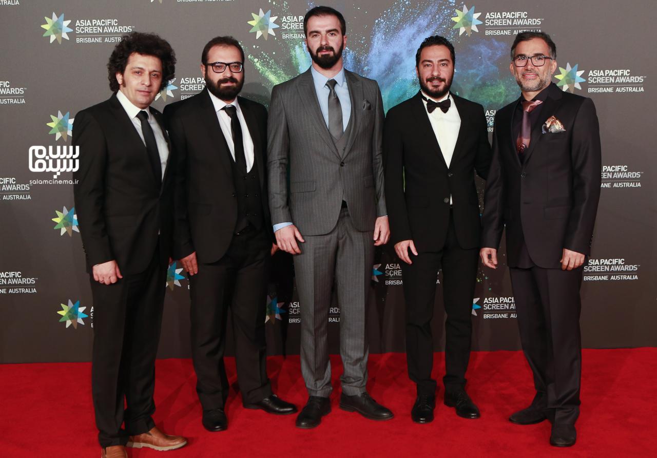 ایرانی های حاضردر آسیاپاسیفیک 2019