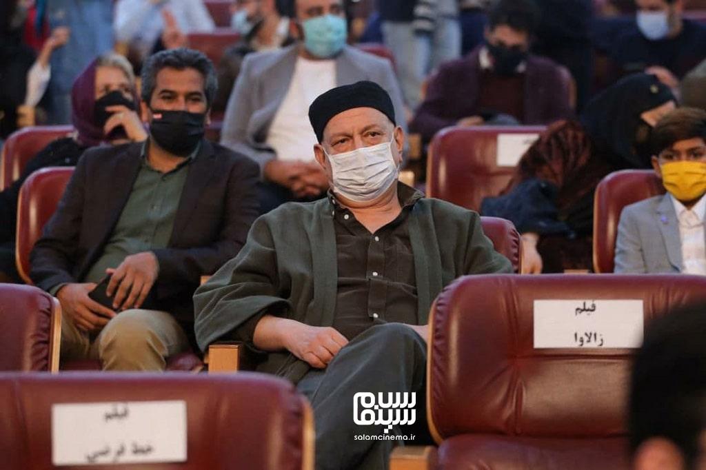 آتیلا پسیانی - اختتامیه سی و نهمین جشنواره فیلم فجر