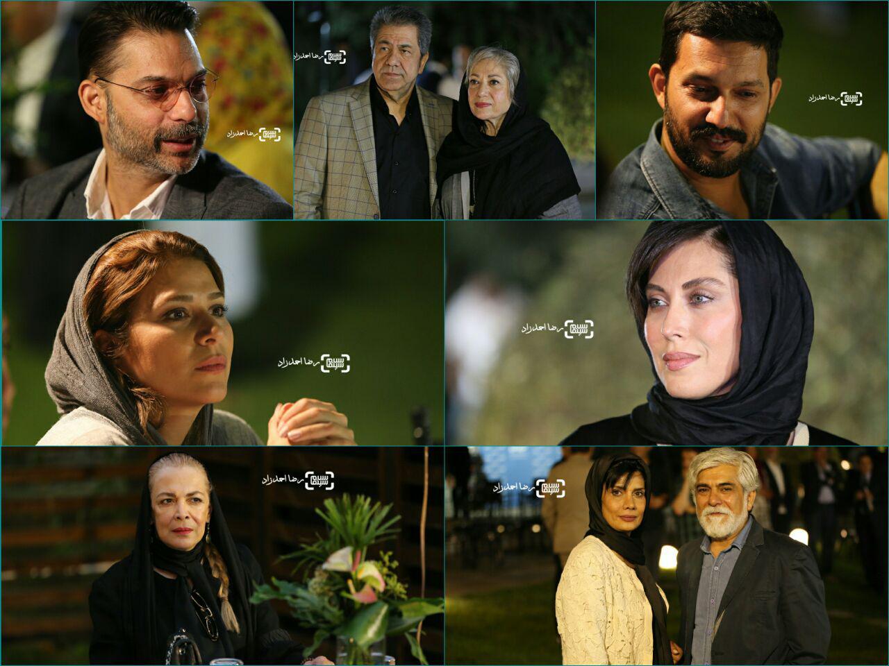 گزارش تصویری اکران مستند «آی آدم ها» با حضور سینماگران