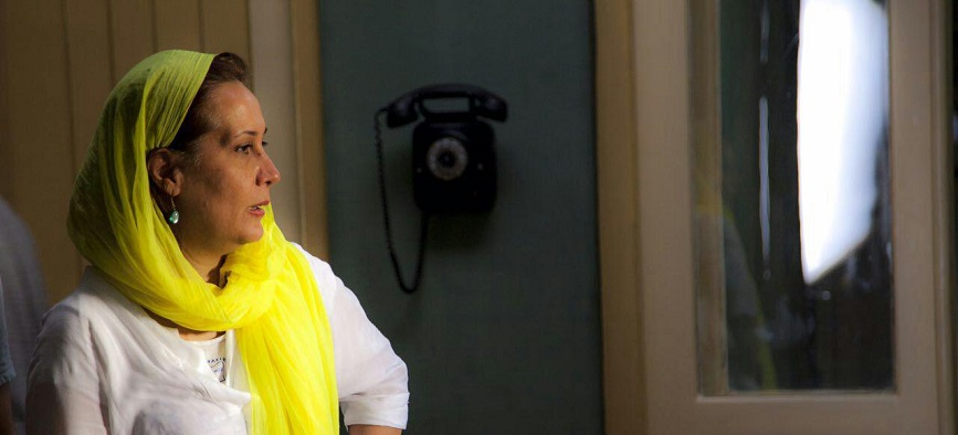 آزیتا موگویی: برای به دست آوردن گیشه فیلم را قربانی نکردم