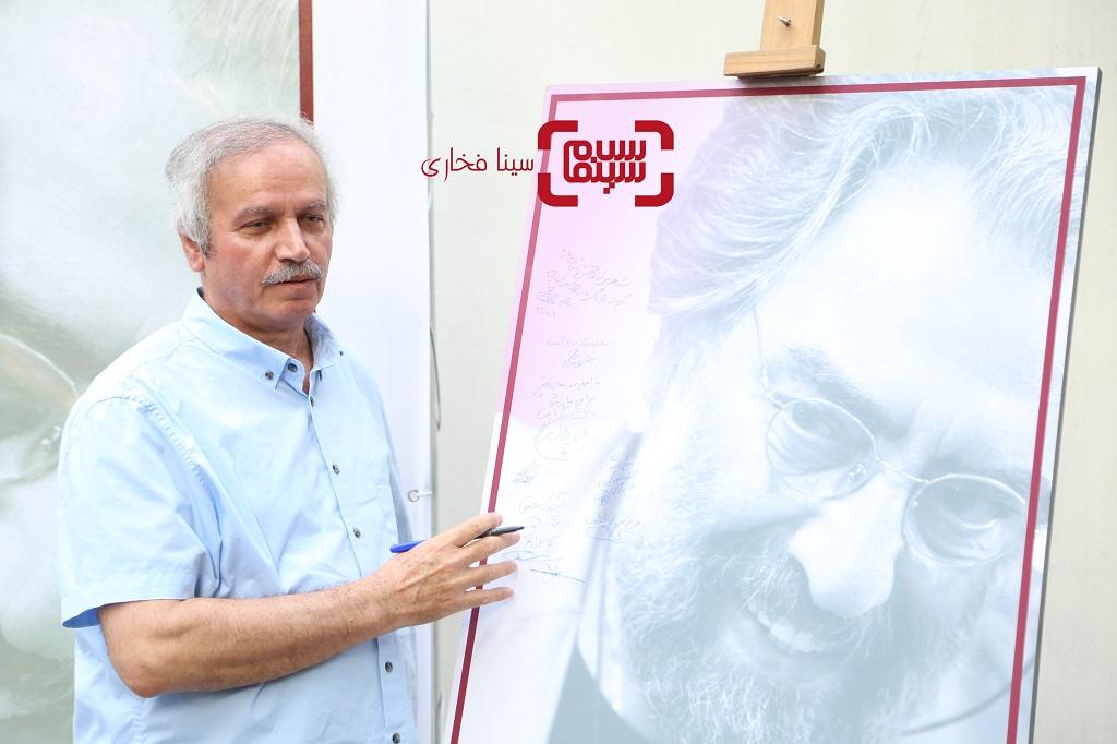جشن تولد 78 سالگی مسعود کیمیایی/ گزارش تصویری عزیزالله حاجی مشهدی