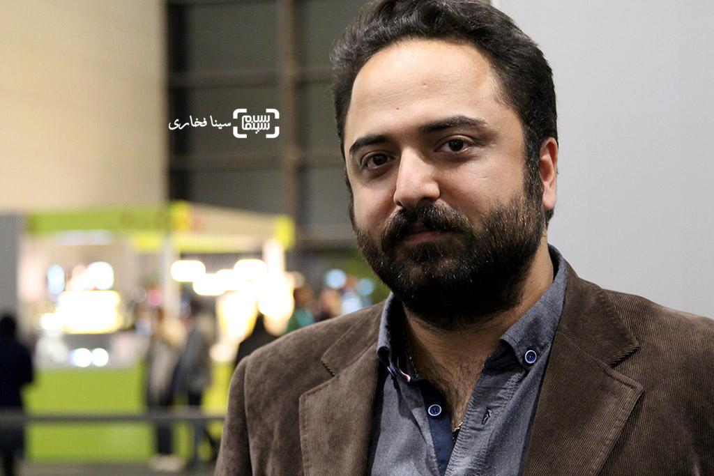 سی و سومین جشنواره بین المللی فیلم کوتاه تهران بابک بهشاد