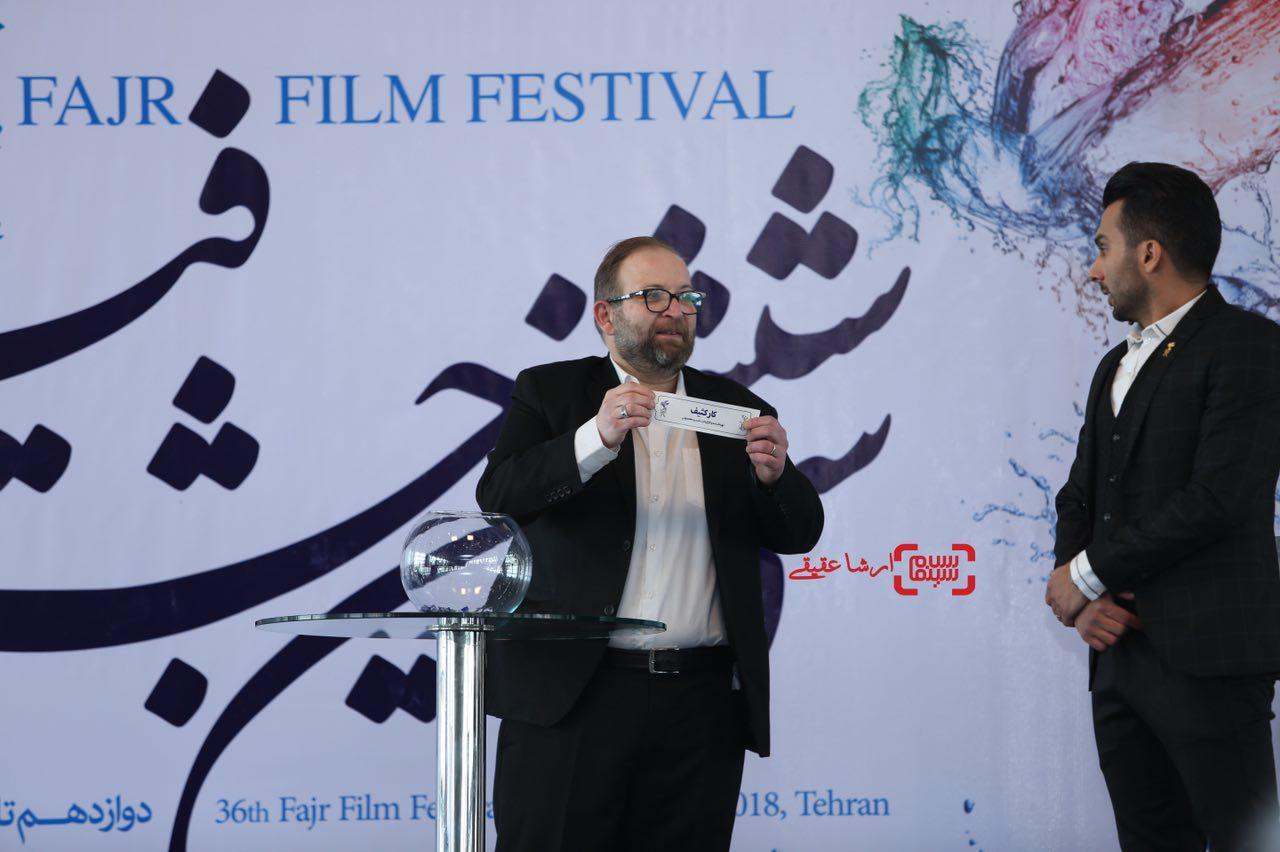 بابک برزویه در جشنواره