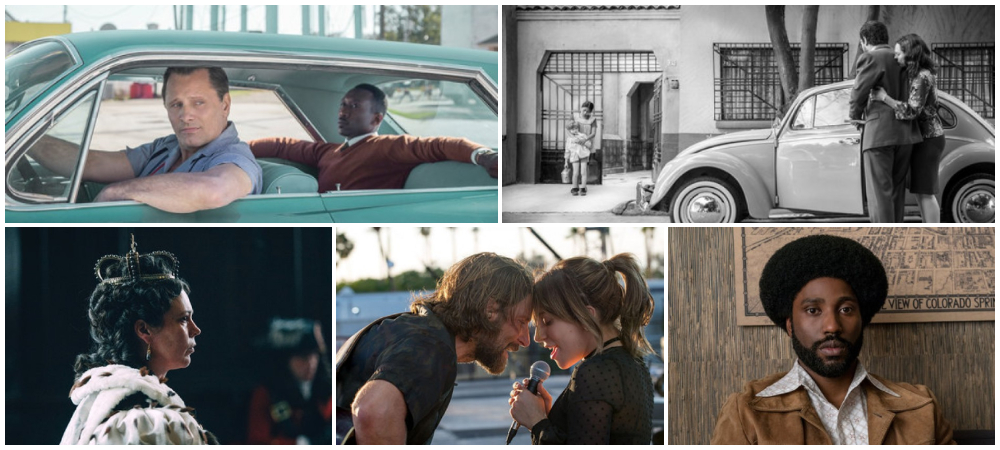 بهترین فیلم های بفتا 2019