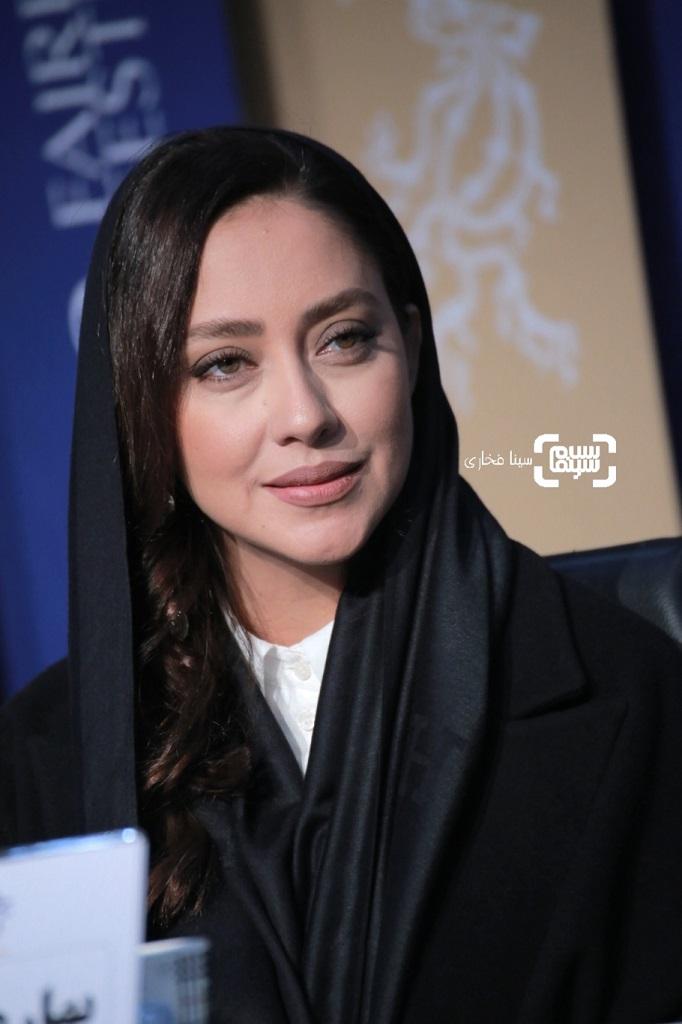بهاره کیان افشار - گزارش تصویری - نشست خبری فیلم «پسرکشی» - جشنواره فیلم فجر 38