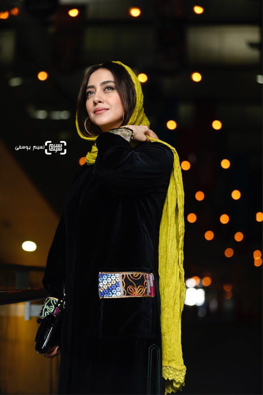 بهاره کیان افشار 15 عکس برتر جشنواره فیلم فجر از قاب نسیم یوسفی