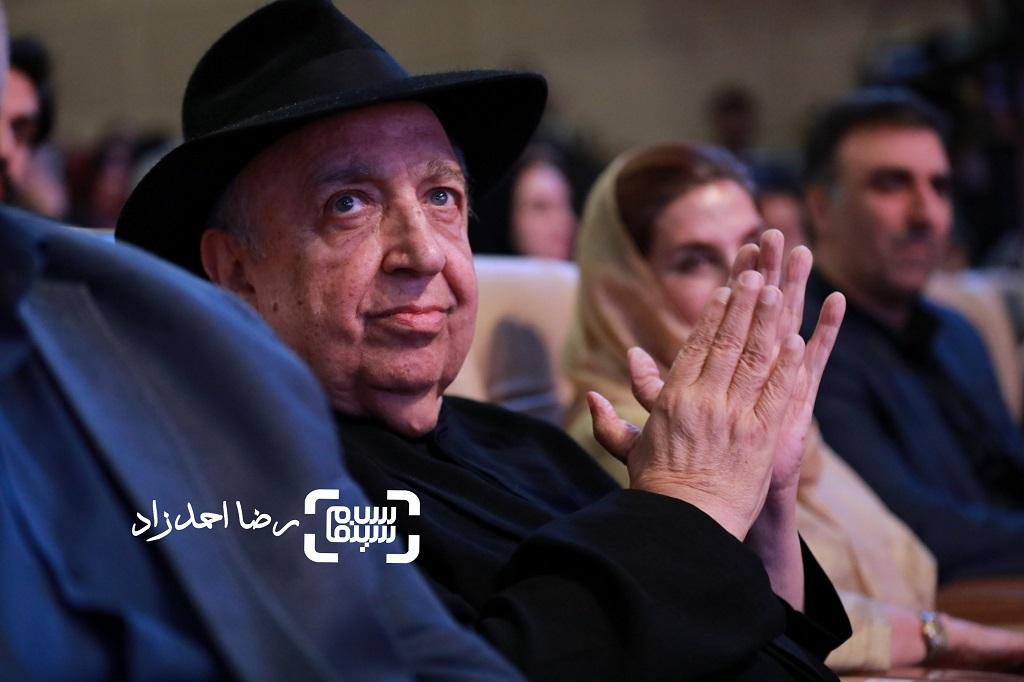 بهمن فرمان آرا/ بیست و یکمین جشن خانه سینما/ گزارش تصویری 1