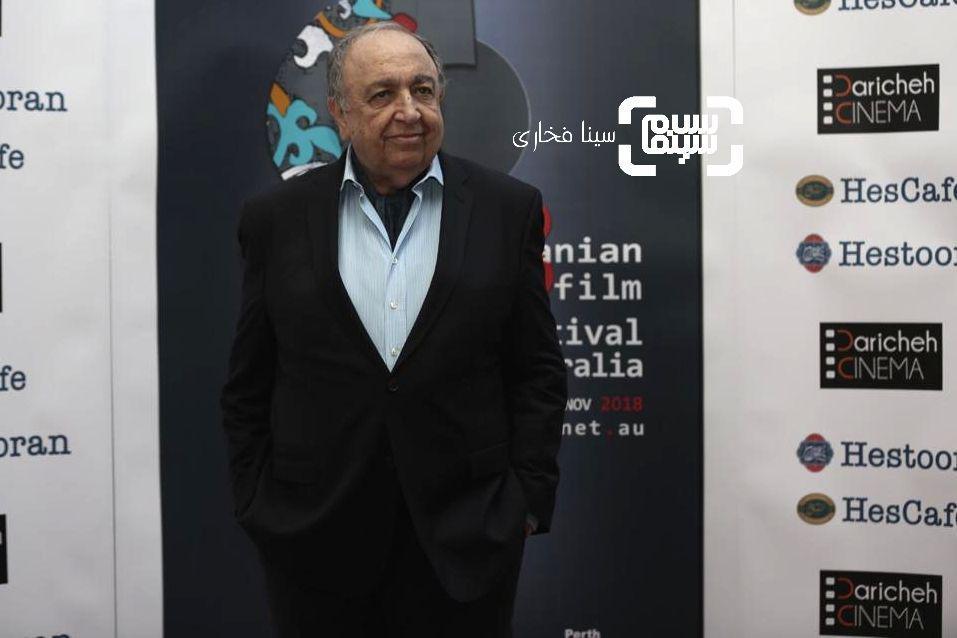بهمن فرمان آرا در هشتمین جشنواره فیلمهای ایرانی استرالیا