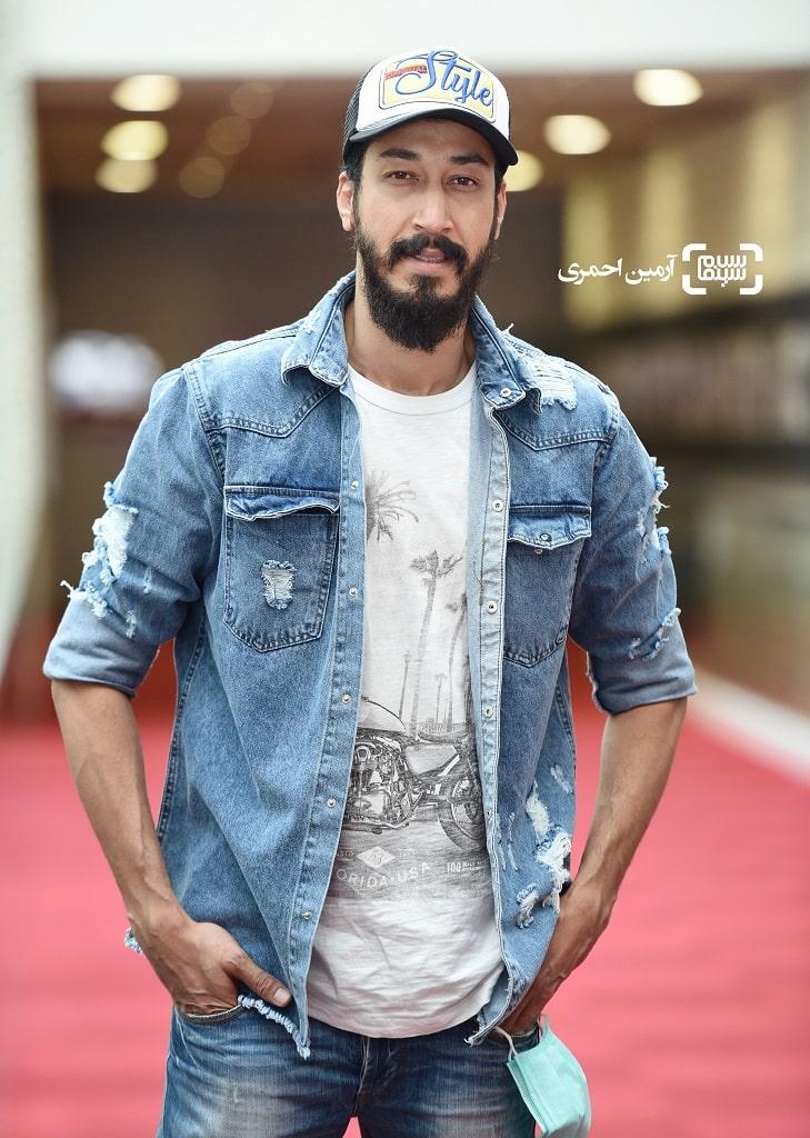 بهرام افشاری - روز پنجم جشنواره جهانی فیلم فجر - چارسو