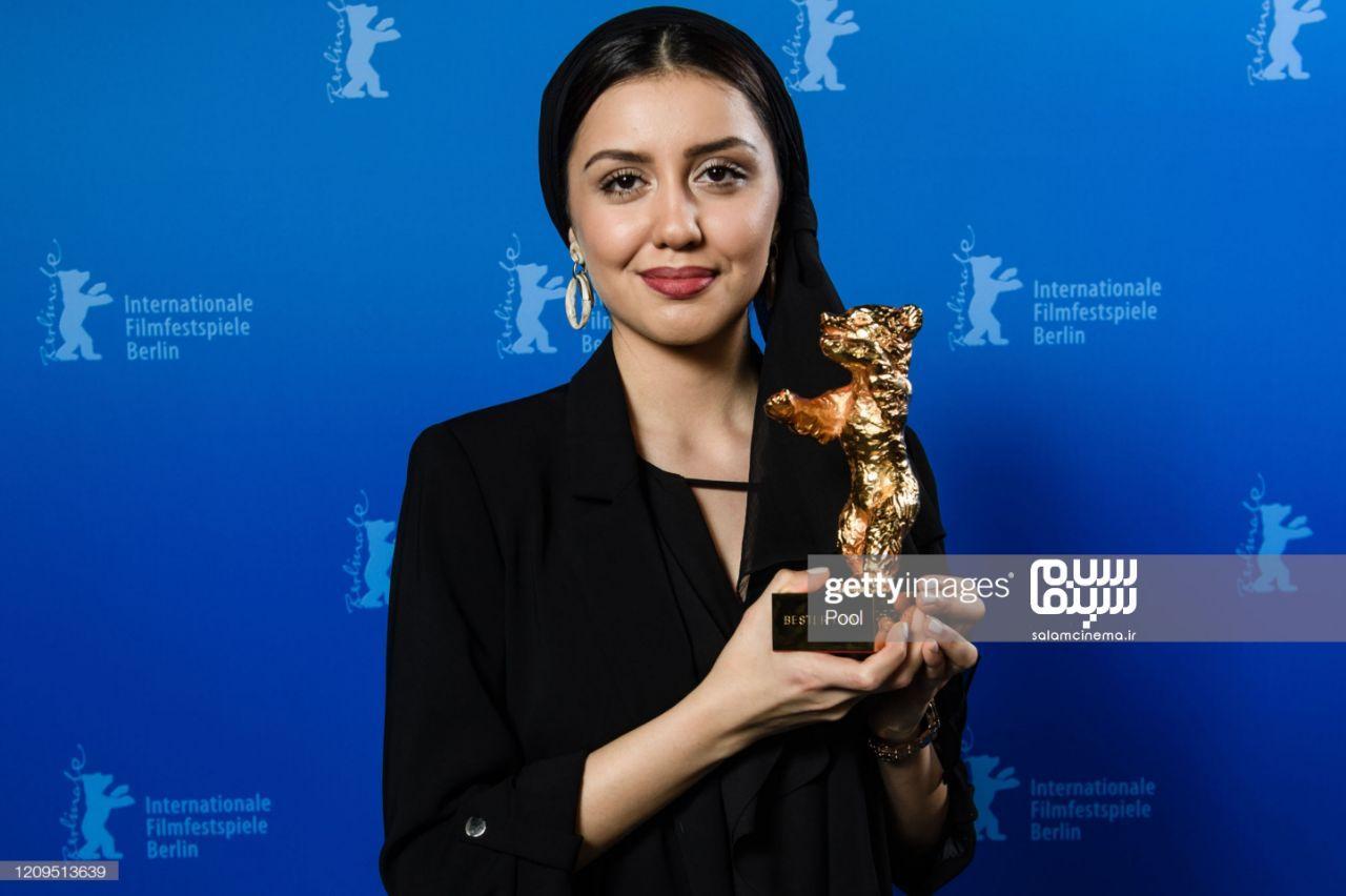 باران رسول اف - دختر محمد رسول اف - اختتامیه جشنواره فیلم برلین 2020- فیلم شیطان وجود ندارد