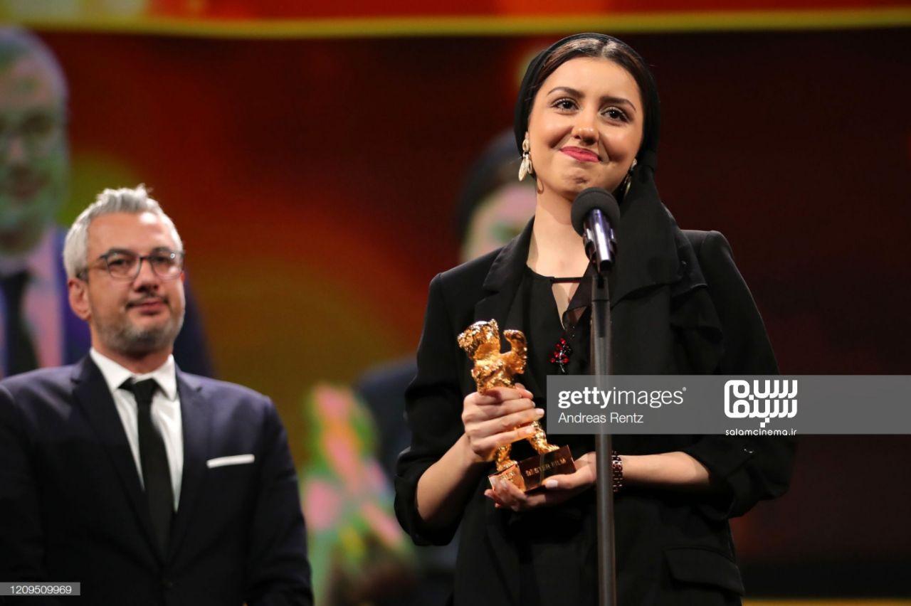 باران رسول اف - اختتامیه جشنواره فیلم برلین 2020- شیطان وجود ندارد