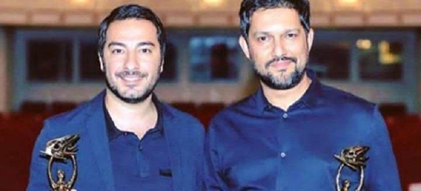 تبریک انجمن بازیگران سینمای ایران به بهداد و محمدزاده