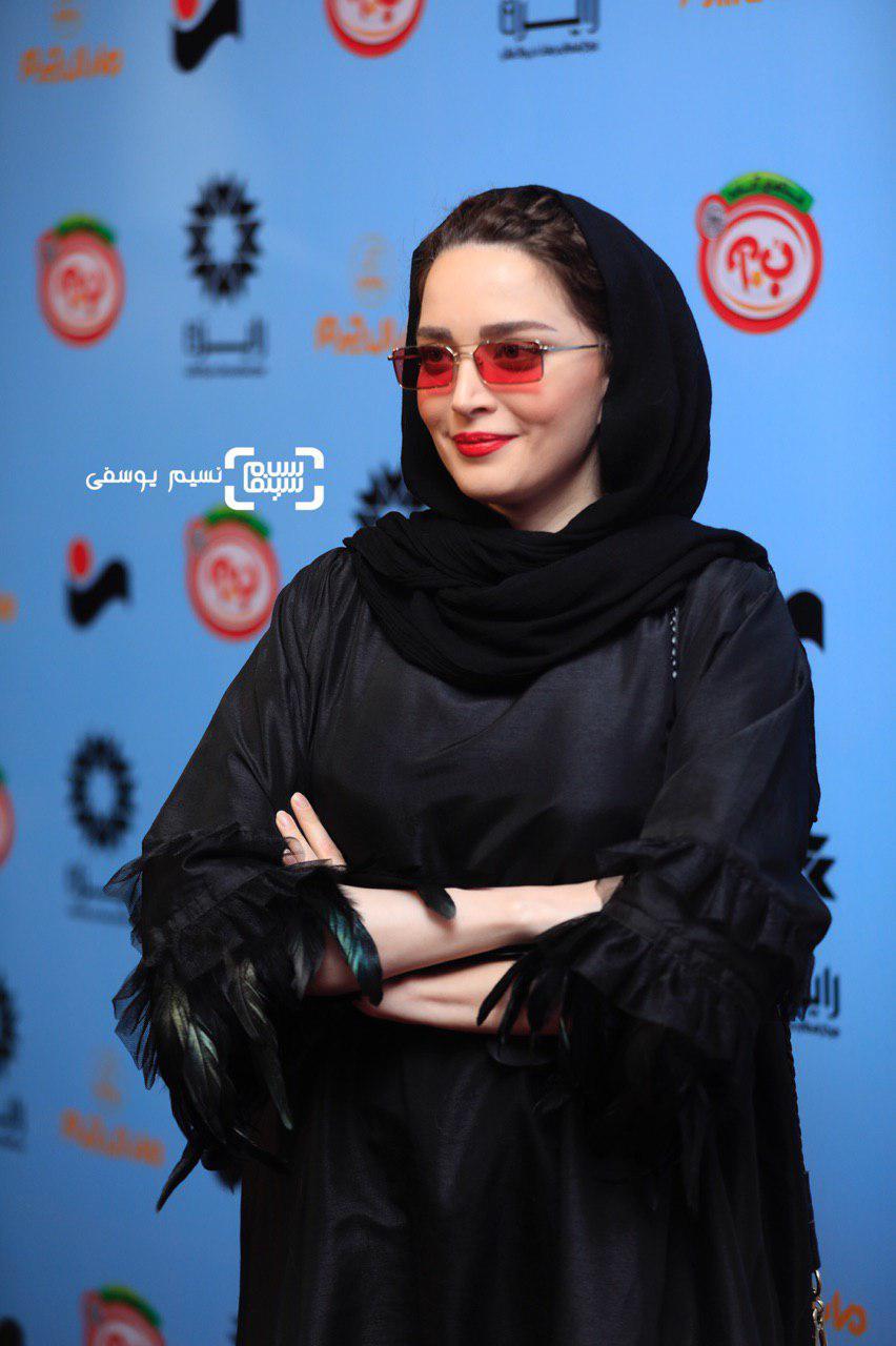 بهنوش طباطبایی - پنجمین جشن عکاسان سینمای ایران/ گزارش تصویری