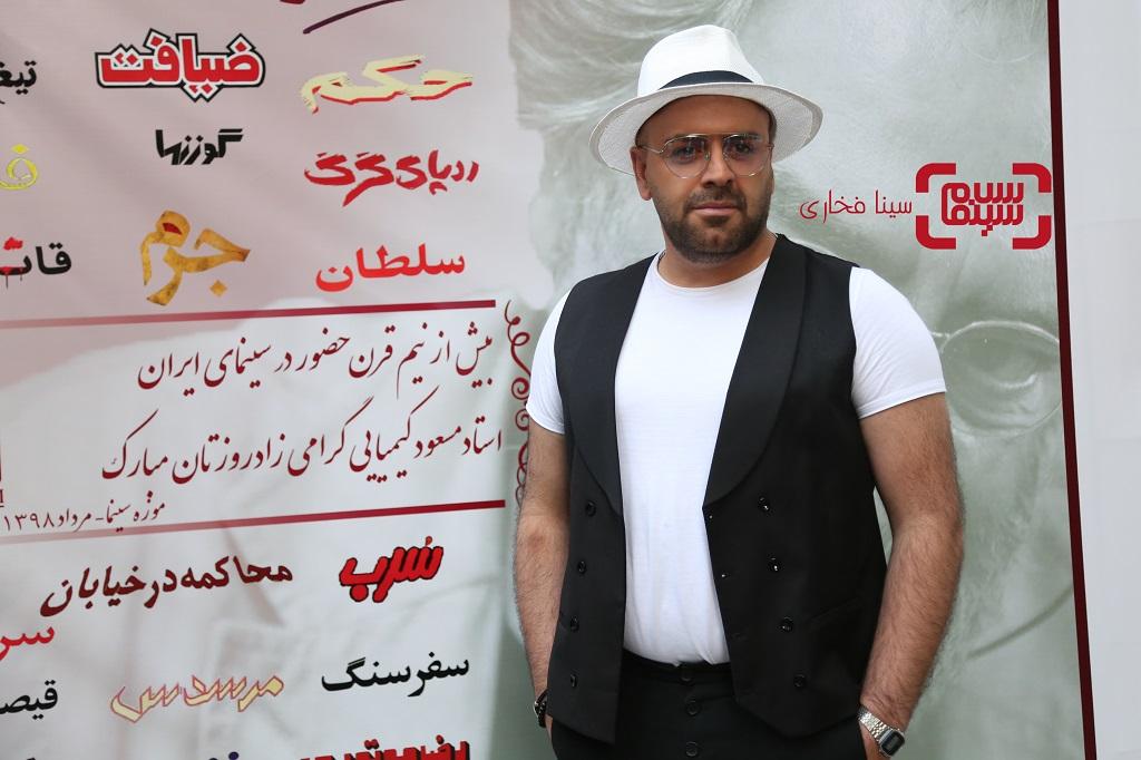 جشن تولد 78 سالگی مسعود کیمیایی/ گزارش تصویری بهرنگ علوی