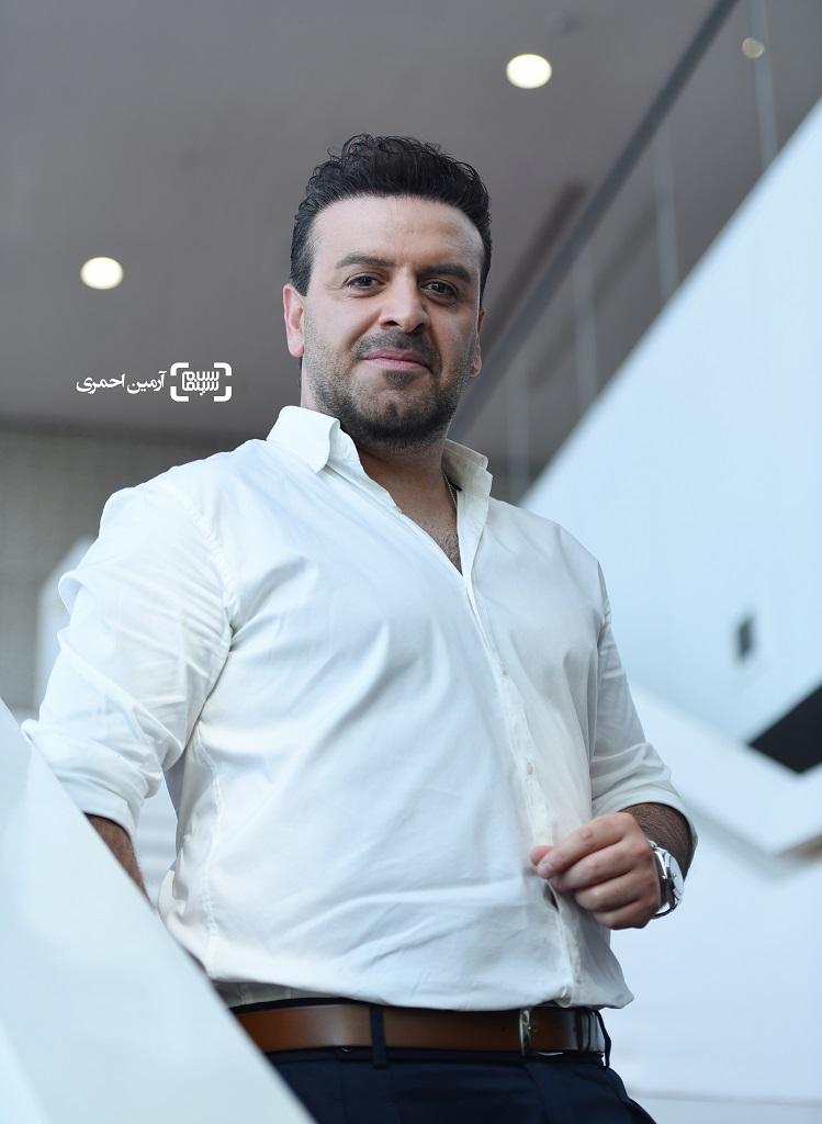 بهرنگ علوی - سی و هشتمین جشنواره جهانی فیلم فجر - اکران شهربانو