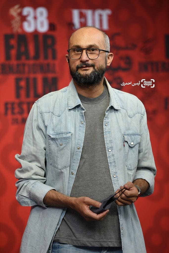 بهرنگ دزفولی زاده - سی و هشتمین جشنواره جهانی فیلم فجر