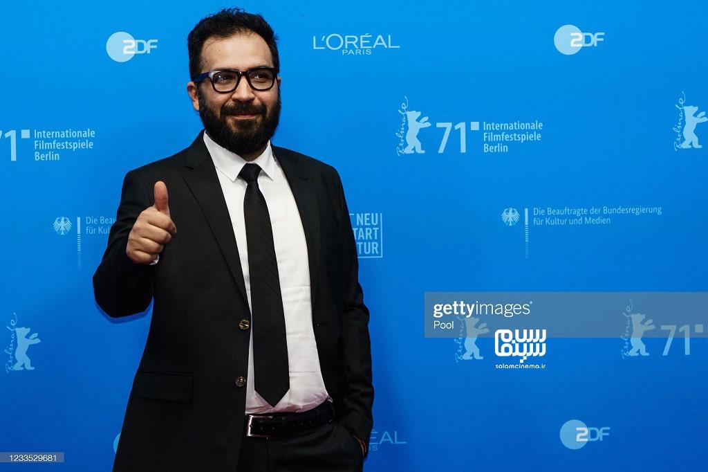 بهتاش صناعی ها در اکران فیلم قصیده گاو سفید در جشنواره فیلم برلین
