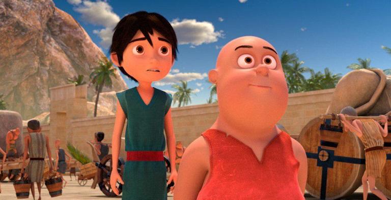 «بنیامین» نخستین انیمیشن امسال سینماهای ایران روی پرده می رود
