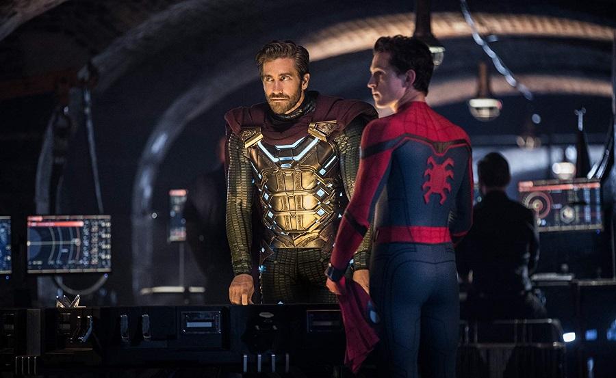 بهترین فیلم های اکشن 2019-مرد عنکبوتی: دور از خانه